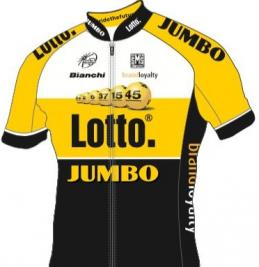 2015 maillot team lotto nl jumbo