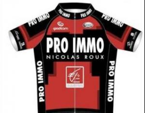2015 maillot team pro immo n roux