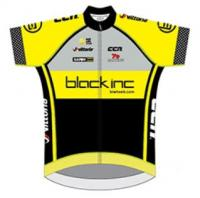 2016 maillot black inc cycling team
