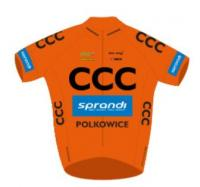 2016 maillot ccc sprandi polkowice