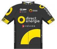 2016 maillot direct energie