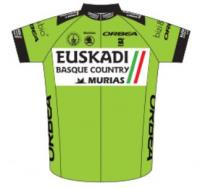 2016 maillot euskadi basque country murias