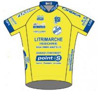 2016 maillot issoire cyclisme competition 2