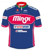 2016 maillot minsk cycling club