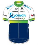 2016 maillot orica greenedge