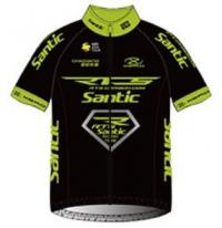 2016 maillot rts santic racing team