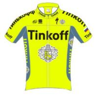 2016 maillot tinkoff