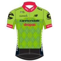 2017 maillot cannondale