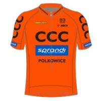 2017 maillot ccc sprandi polkowice