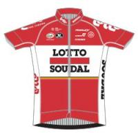 2017 maillot lotto soudal ladies