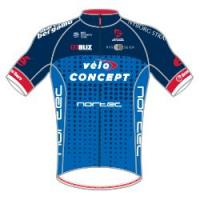 2017 maillot team veloconcept women