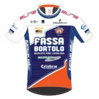 2017 maillot top girls fassa bortolo