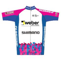 2017 maillot weber shimano ladies power