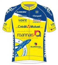 2018 maillot cr4c roanne