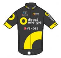 2018 maillot direct energie
