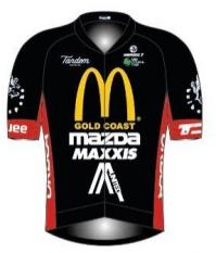 2018 maillot team mcdonalds d