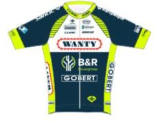 2018 maillot wanty gr gobert