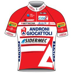 2019 maillot androni