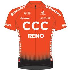 2019 maillot ccc team