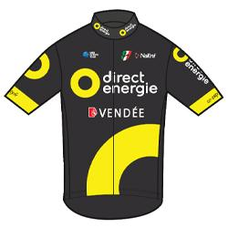 2019 maillot direct energie
