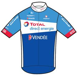2019 maillot total direct energie