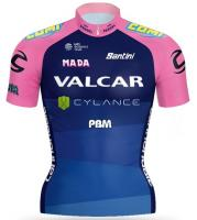 2019 maillot valcar cylance