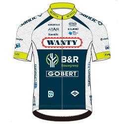 2019 maillot wanty g g ct