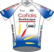 2020 maillot dunkerque littoral cyclisme