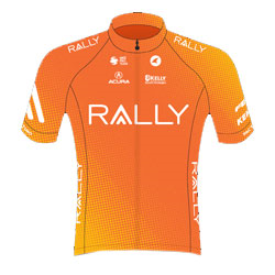 2020 maillot rally cycling